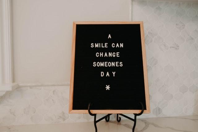 glücklich sein trotz Krise